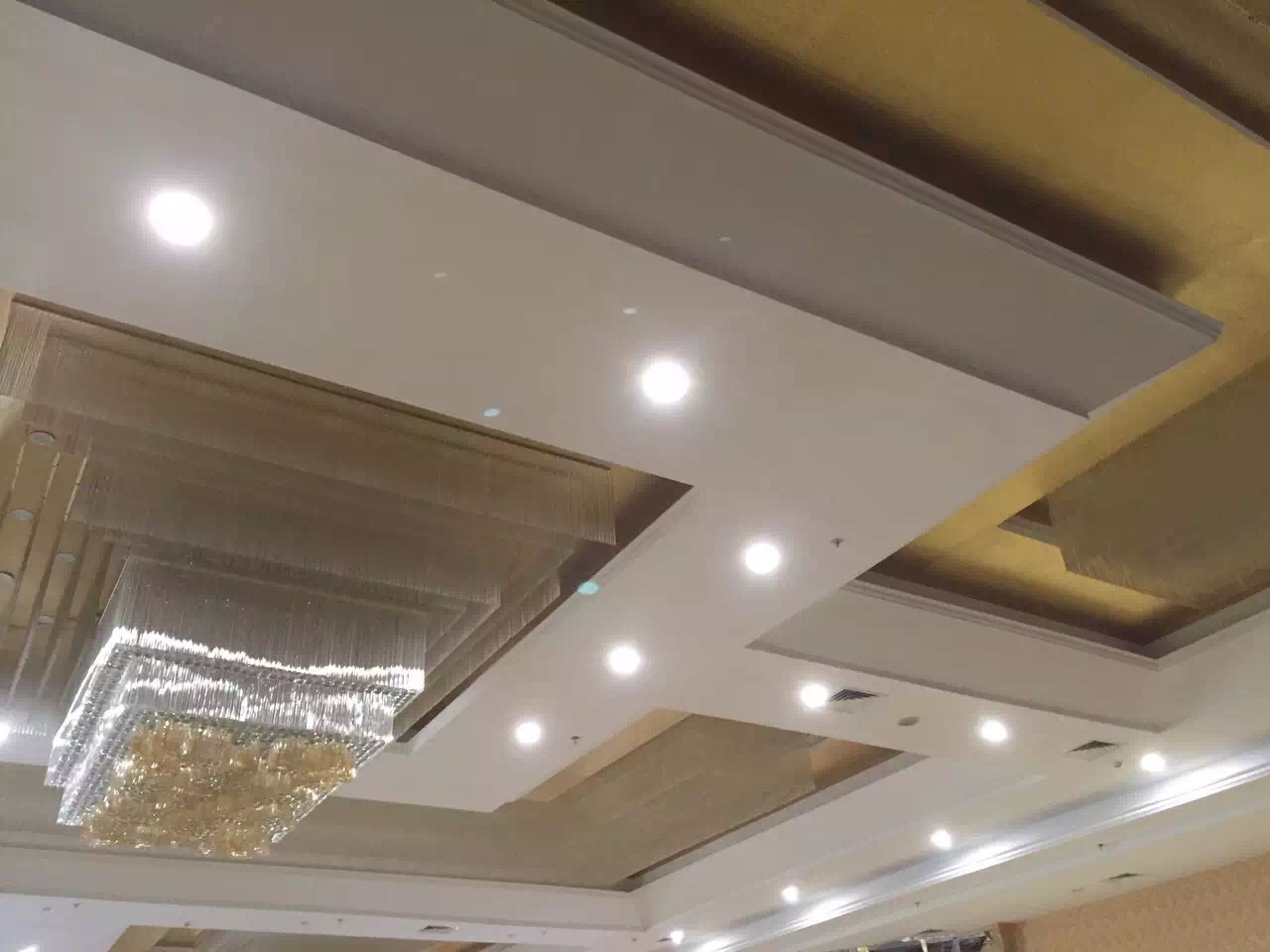 贵港市粤桂大酒店志高模块机设计