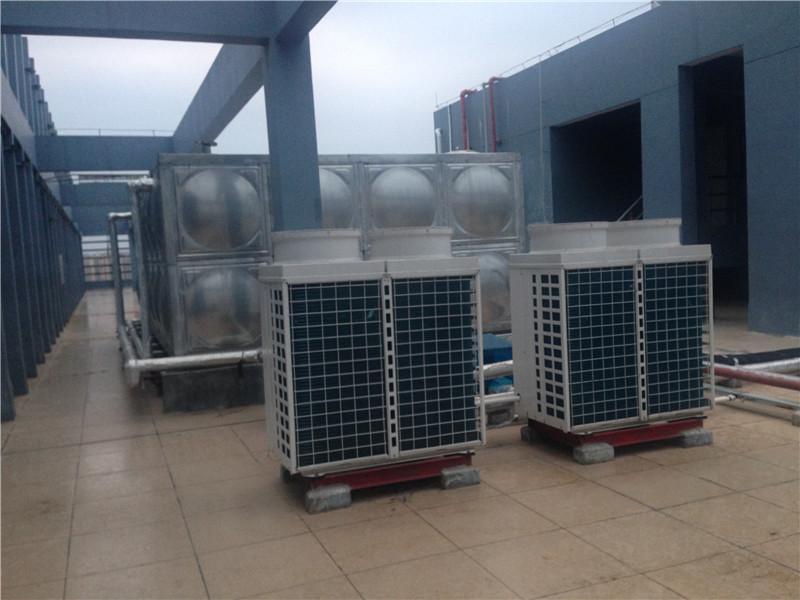 柳州国海大酒店50吨级空气能热水项目