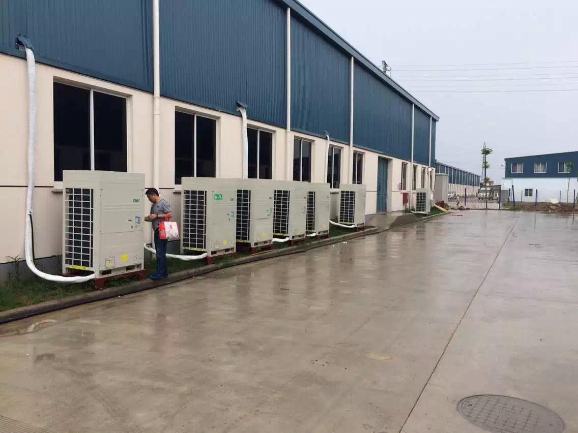 万博manbet手机客户端高新区富士康厂区十匹风冷柜机新万博网页