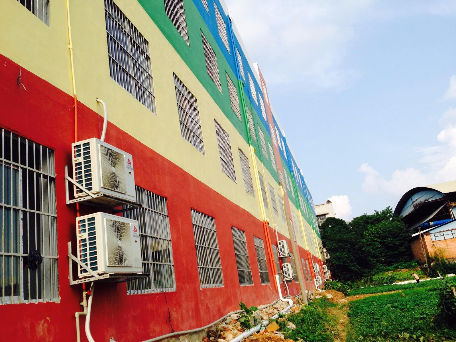 南宁市西乡塘区幼儿园分体空调项目