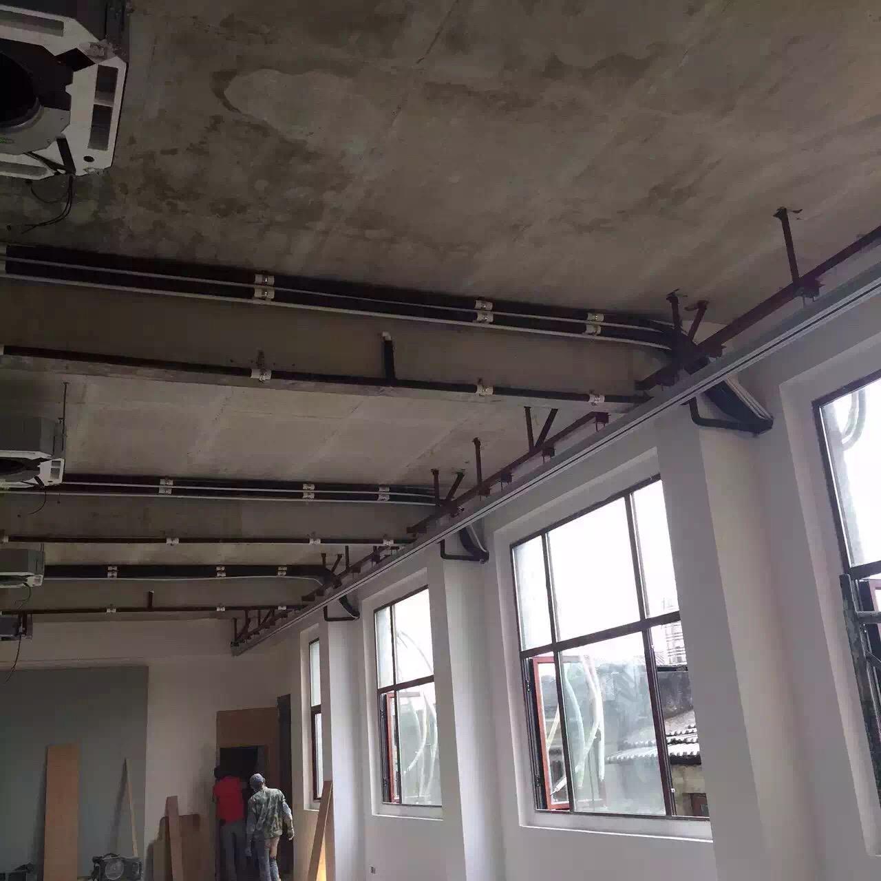 玉林市桂美养生会所志高天花机工程项目