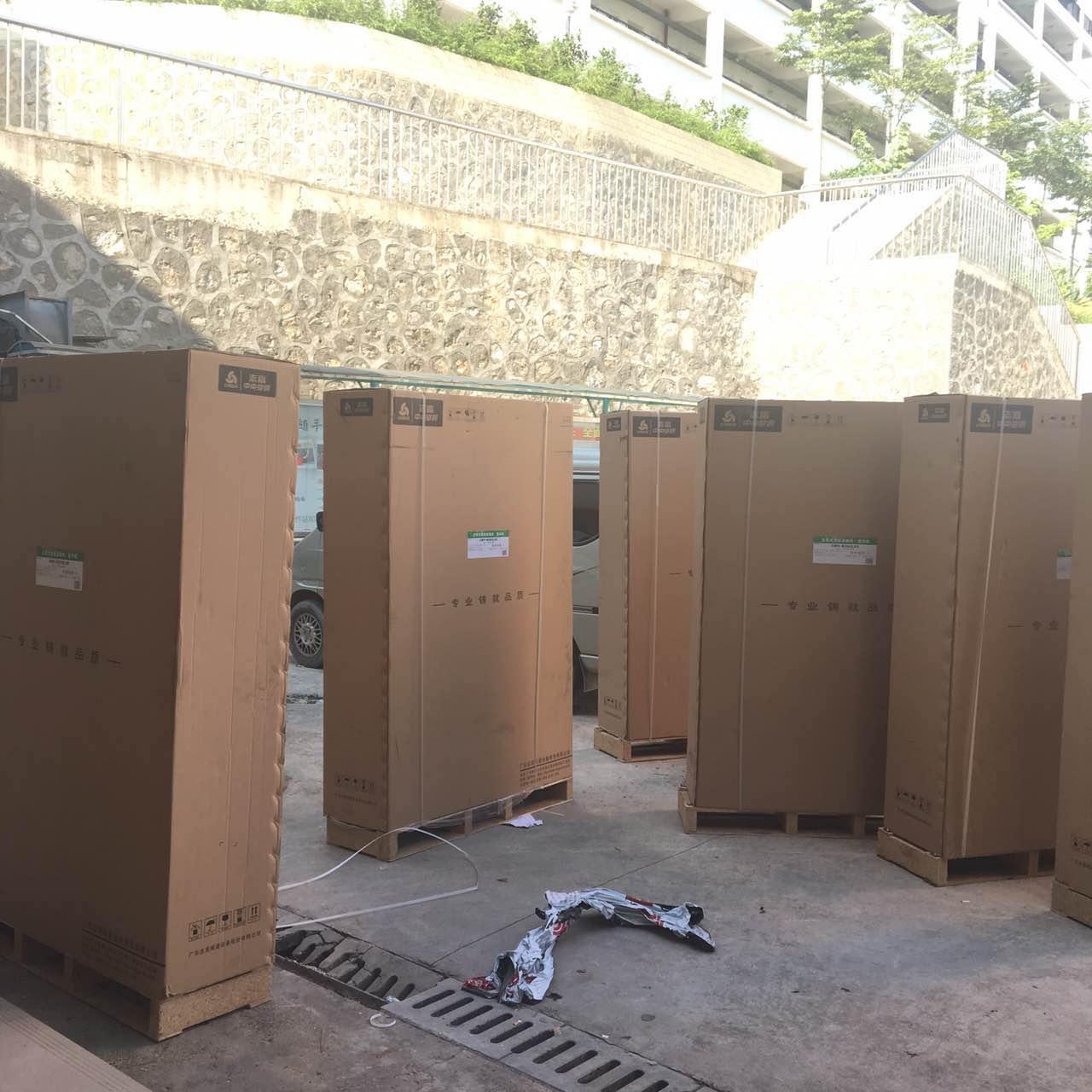 百色学院10匹风冷柜项目