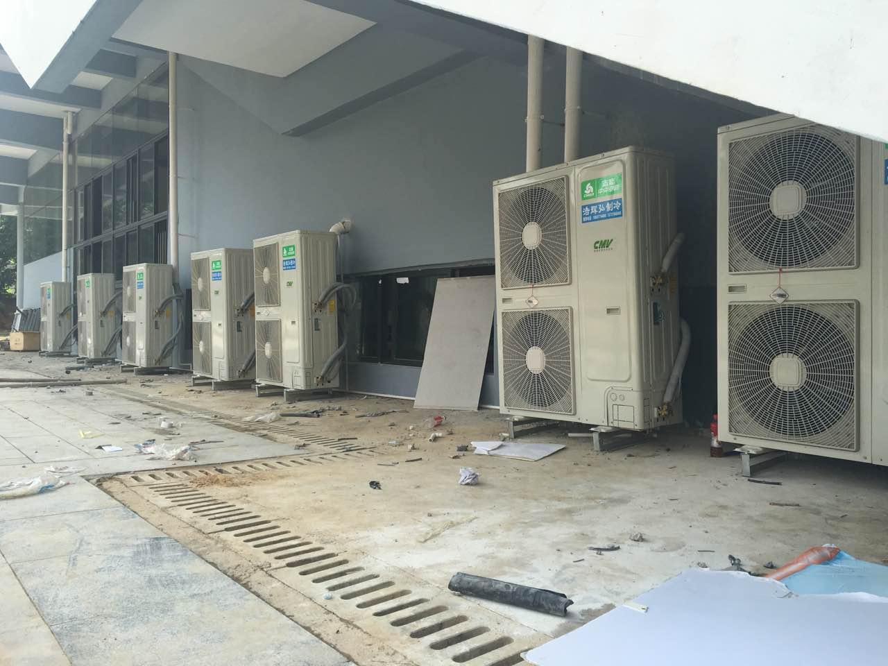 广西财经学院10匹风冷机新万博网页