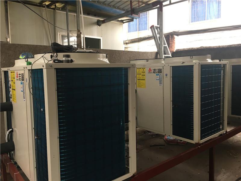 桂林界首骨科医院100吨热水项目工程