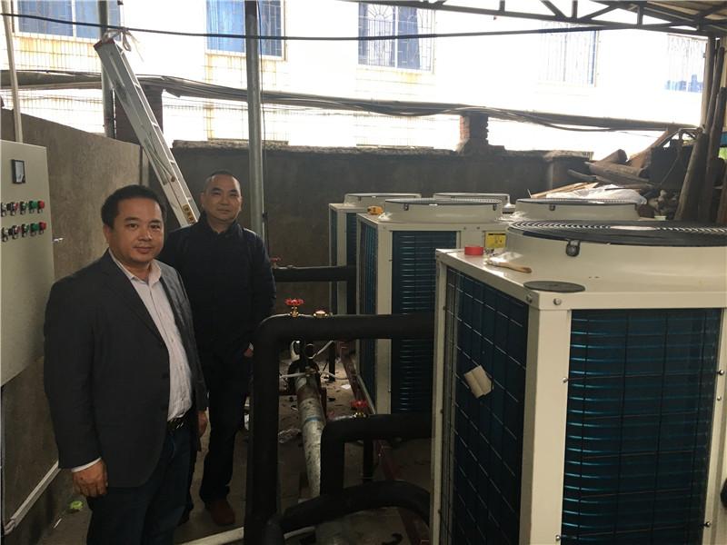 桂林界首骨科医院100吨热水