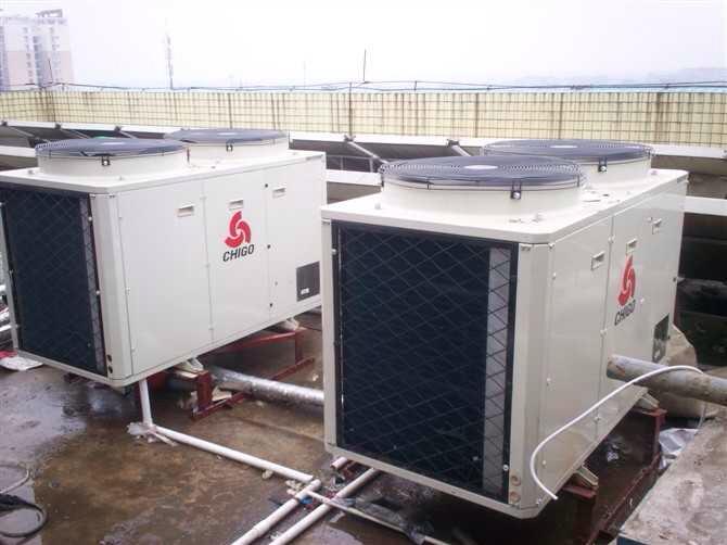 桂平中学20吨热水项目工程