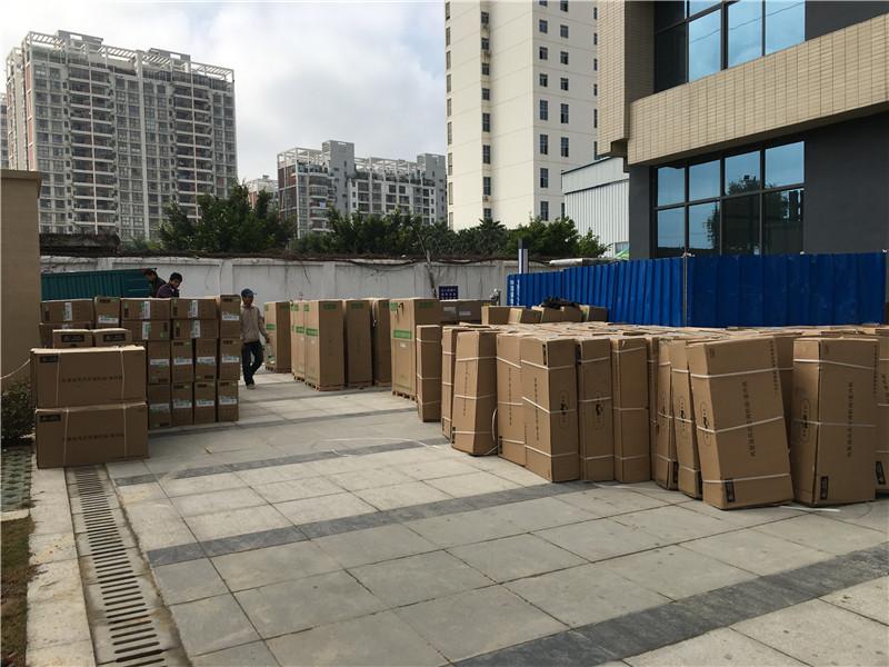 南宁中盟大酒店风管机