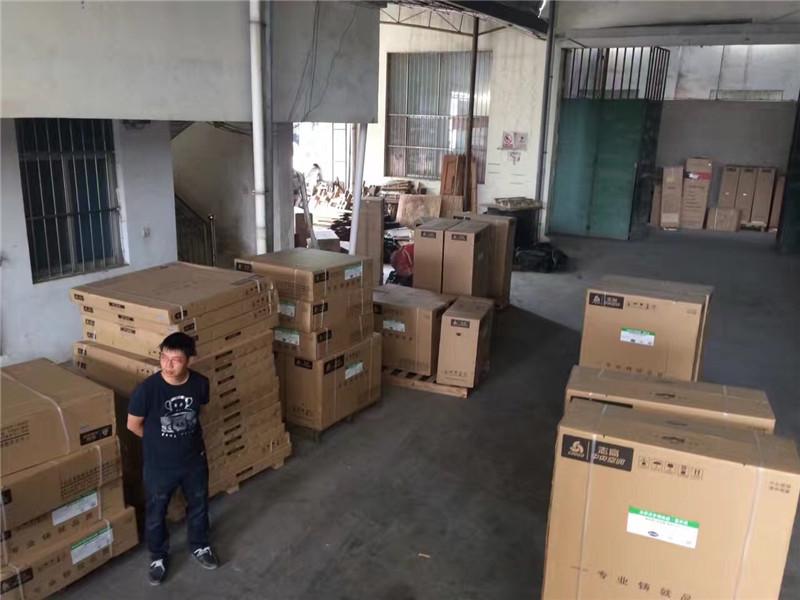天等县创业园天花机工程