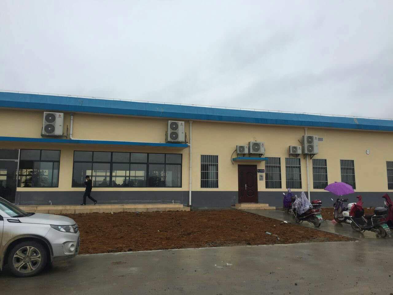 湘桂铁路桂林动车站分体机工程