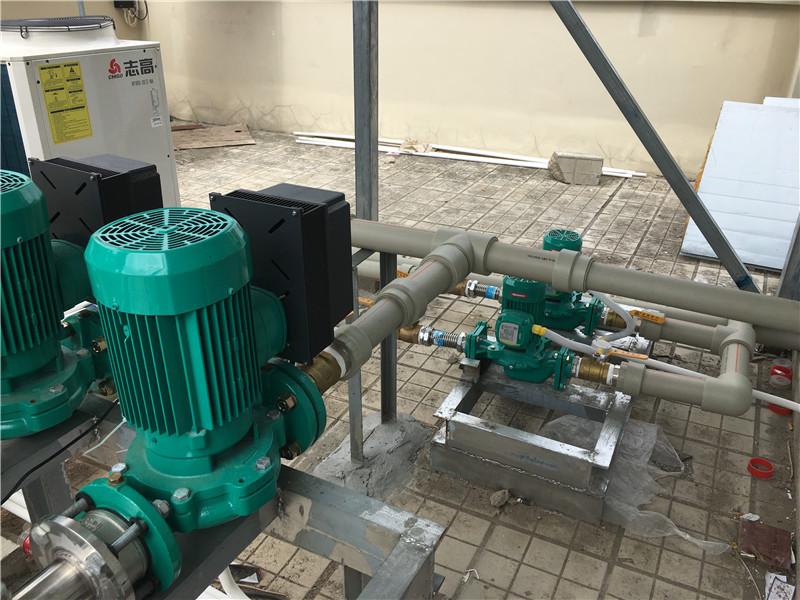 玉林人民医院30吨热水项目