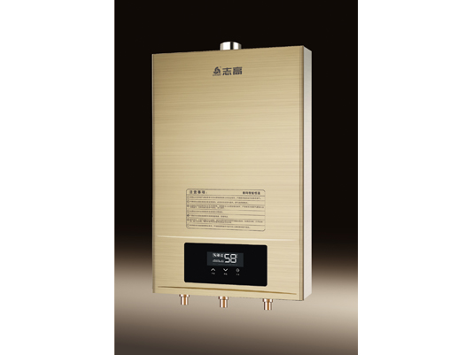 柳州志高智能安全保护强排燃气热水器