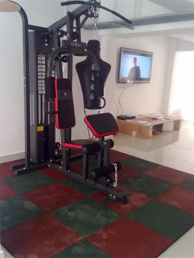 友谊苑室内健身房