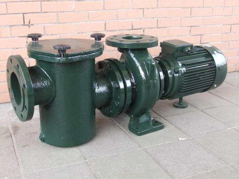 快巴KRF系列水泵