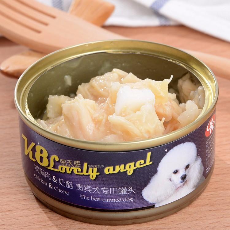 鸡胸肉&奶酪贵宾专用罐头