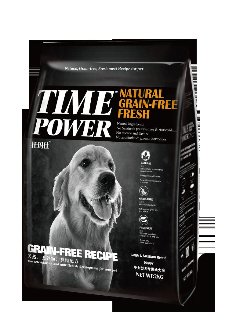 托玛仕中大型犬幼犬粮2kg