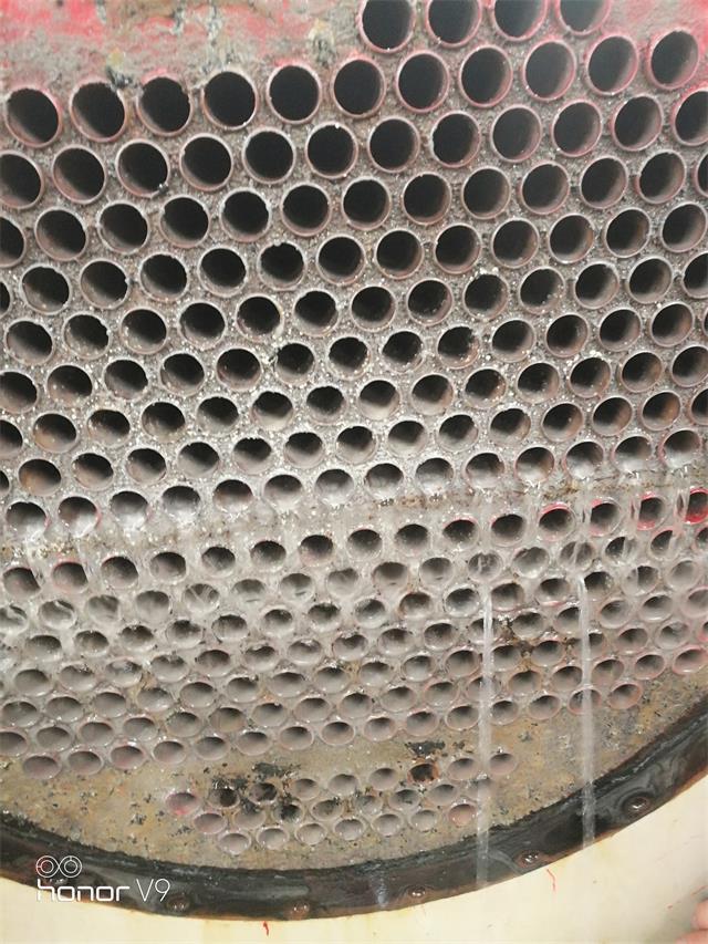 中央空调循环水管道化学清洗