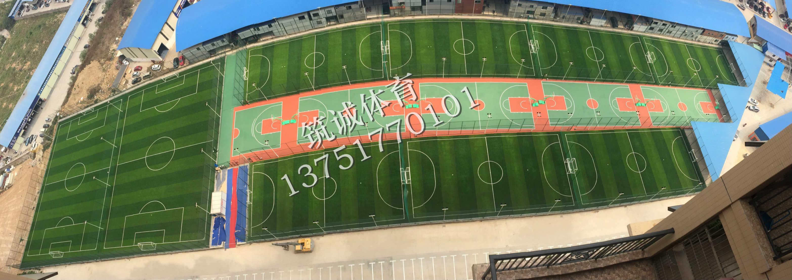 广西东盟和城和居体育公园全面竣工