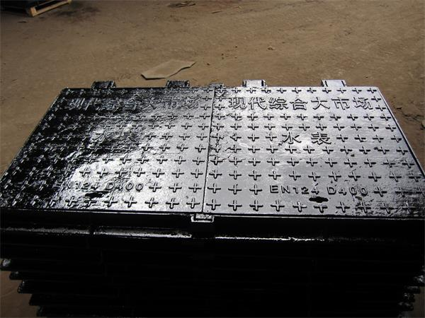 球墨铸铁水表井盖