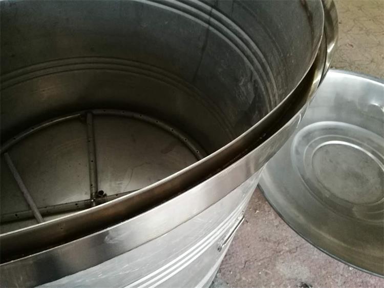 不锈钢储存容器
