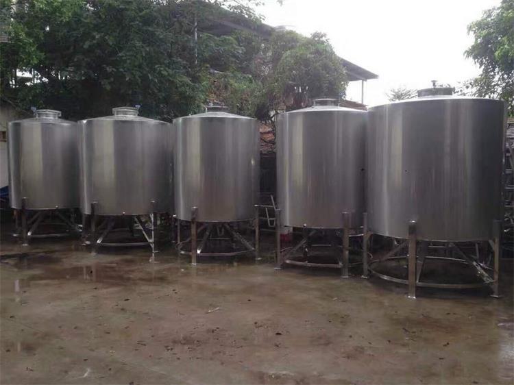 不銹鋼儲存容器