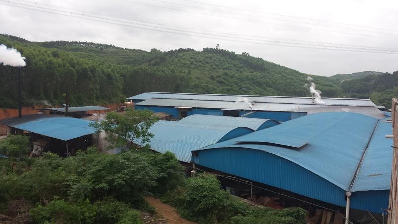 厂房外景1