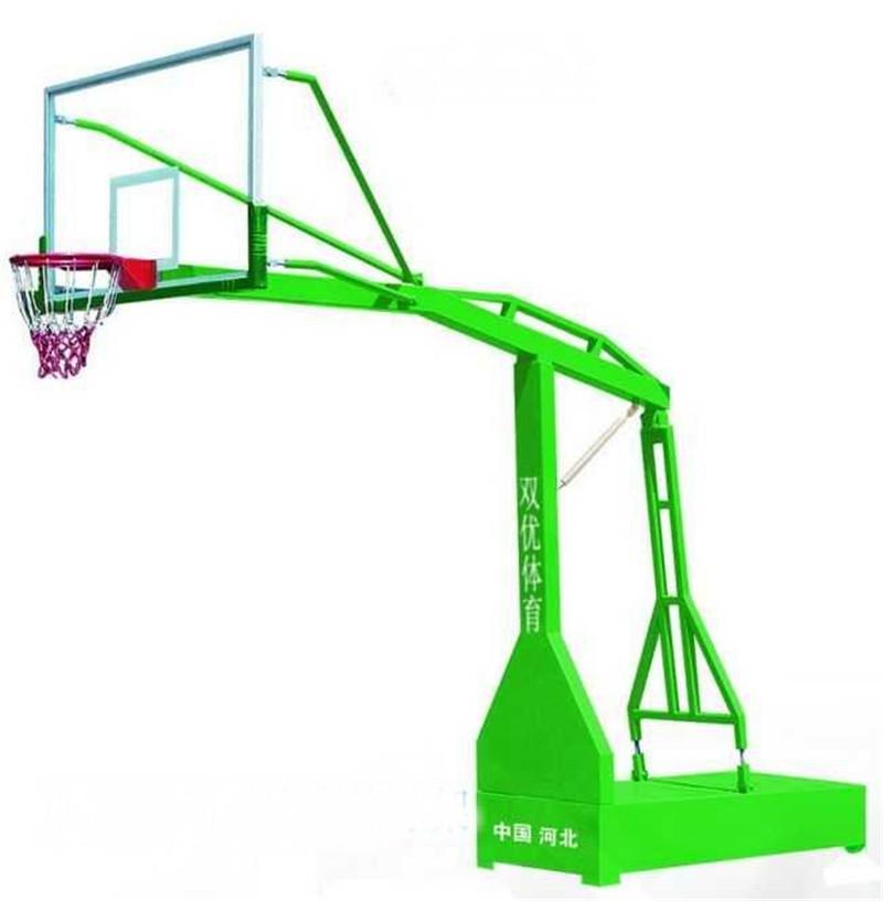 YF-6002仿液压移动式篮球架