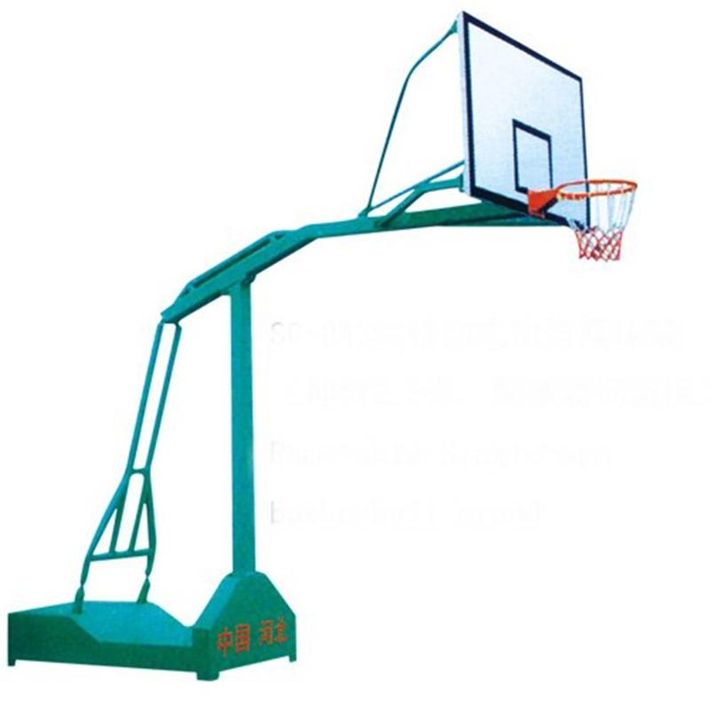 YF-6005普通移动式篮球架