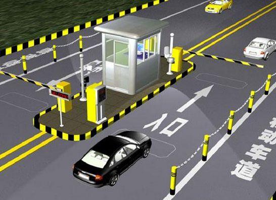 廣西車牌識別停車場管理系統安裝