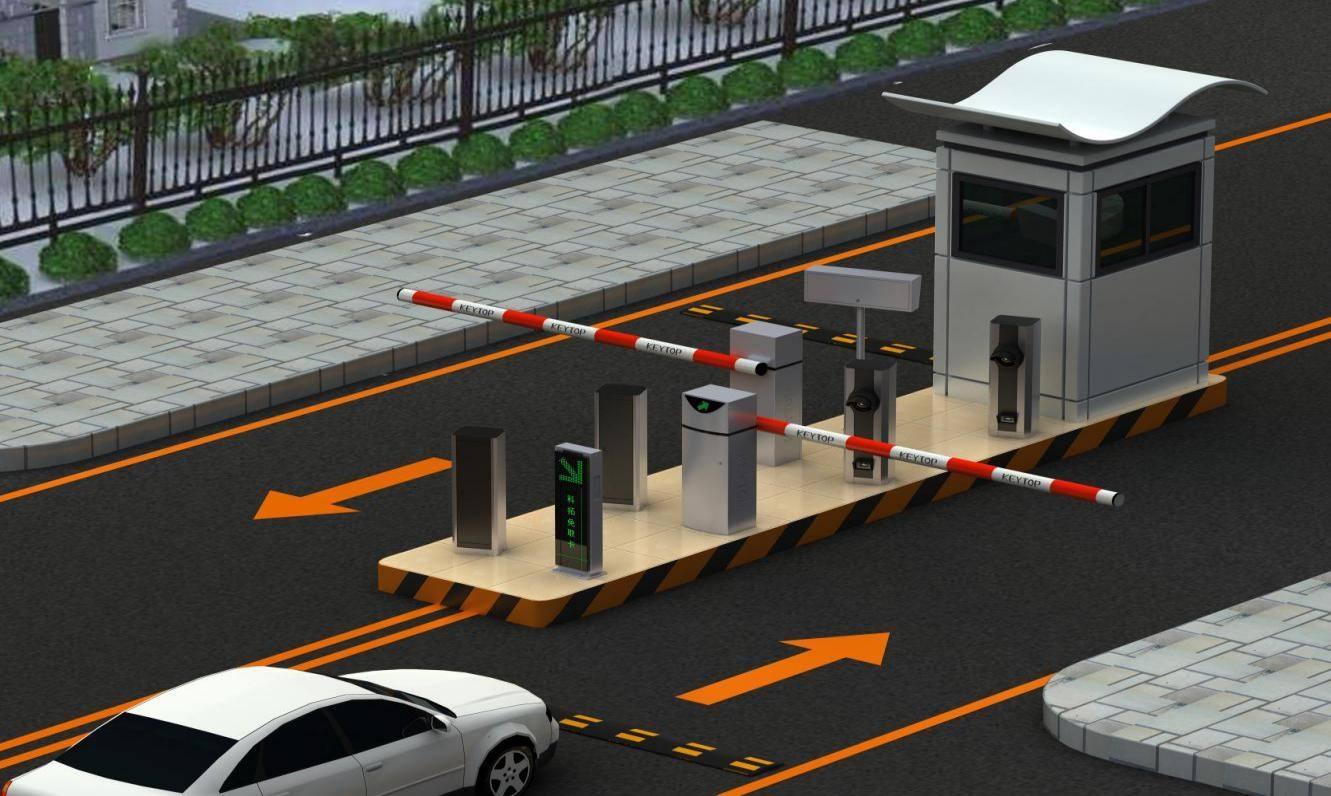 廣西停車場管理系統
