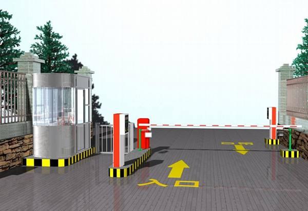 廣西停車場管理系統安裝