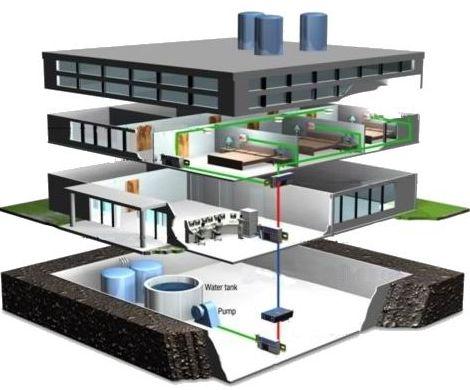 广西楼宇自动化控制系统 广西楼宇自控系统