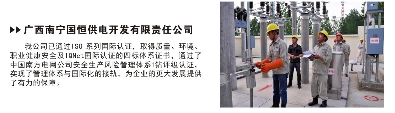 广西南宁国恒供电开发有限责任公司