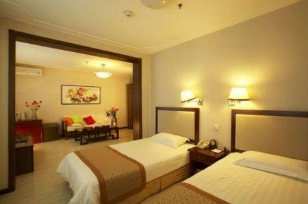 图2 酒店宾馆客房装修设计特点_南宁品业装饰公司