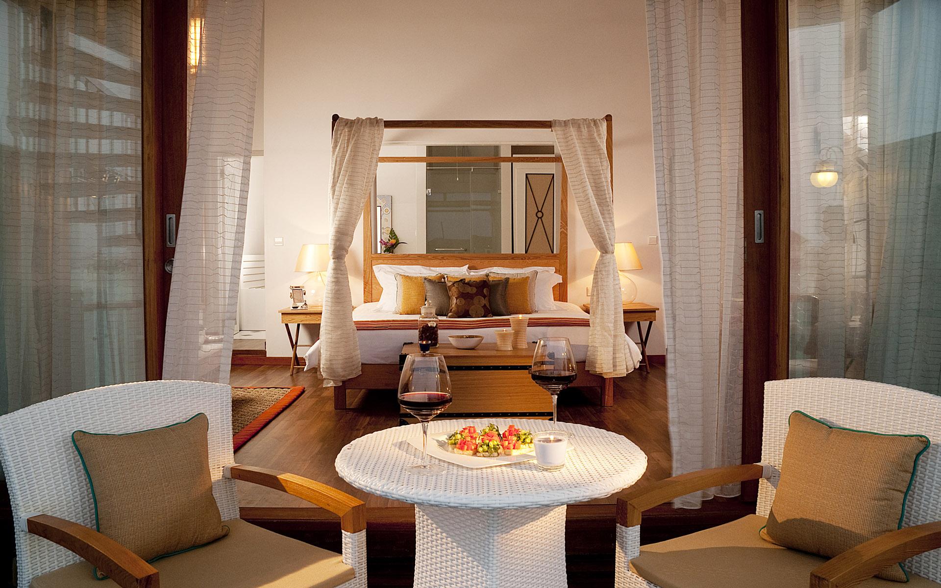 图4 酒店宾馆客房装修设计特点_南宁品业装饰公司