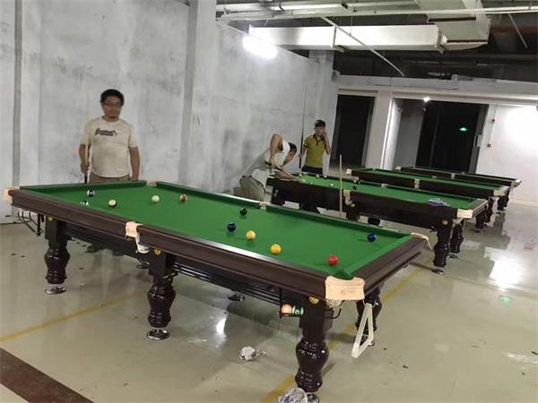 桌球台器材厂