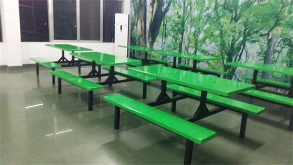 广西部队食堂餐桌椅
