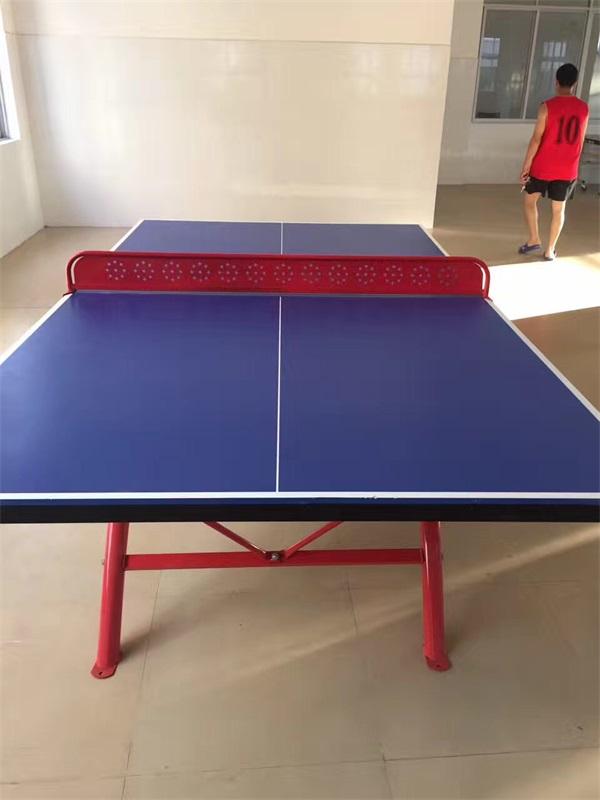 玉林户外乒乓球台批发案例