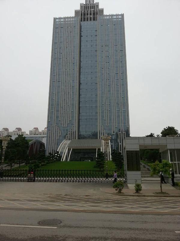 廣西區林業廳綜合辦公樓