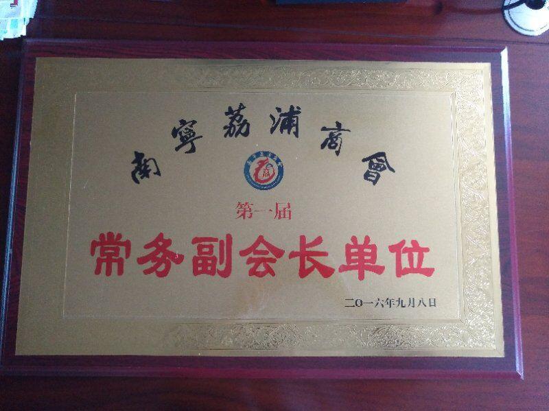 南寧荔浦商會常務副會長單位