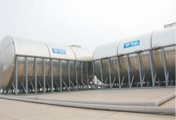 广西圆柱形水箱 广西组合水箱