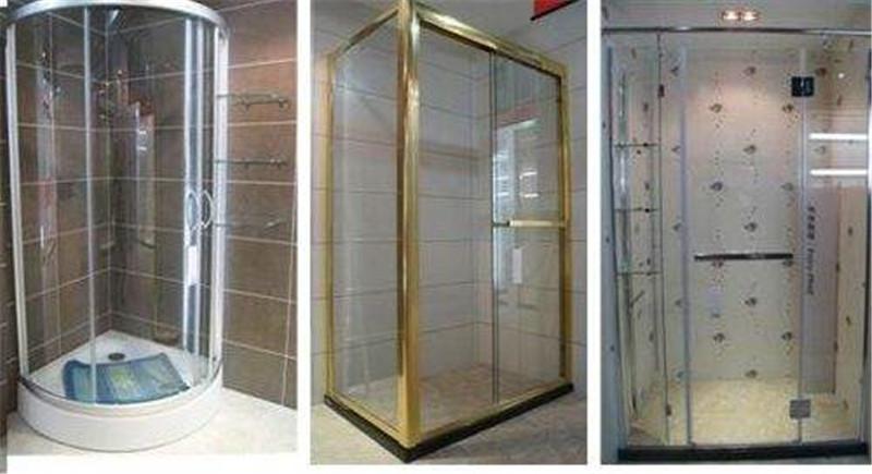 南宁玻璃淋浴房
