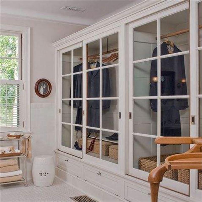 衣柜玻璃门定制