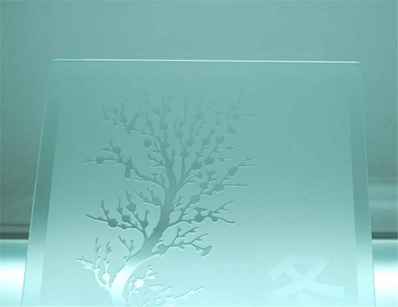 玉砂工艺玻璃定制