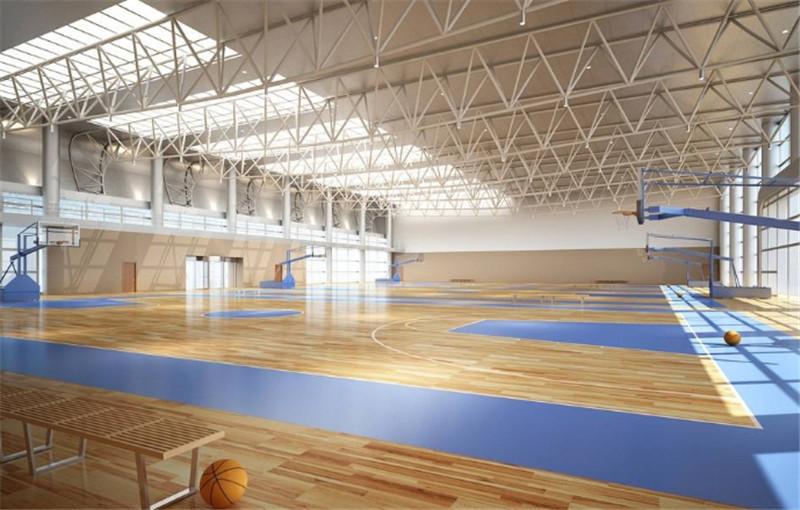 室内运动木地板