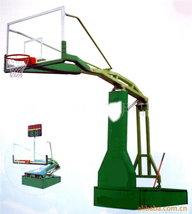 YF-6001电动液压篮球架