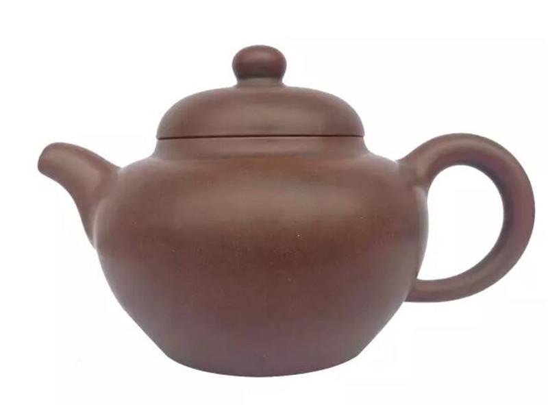 仿古茶壺(光身)