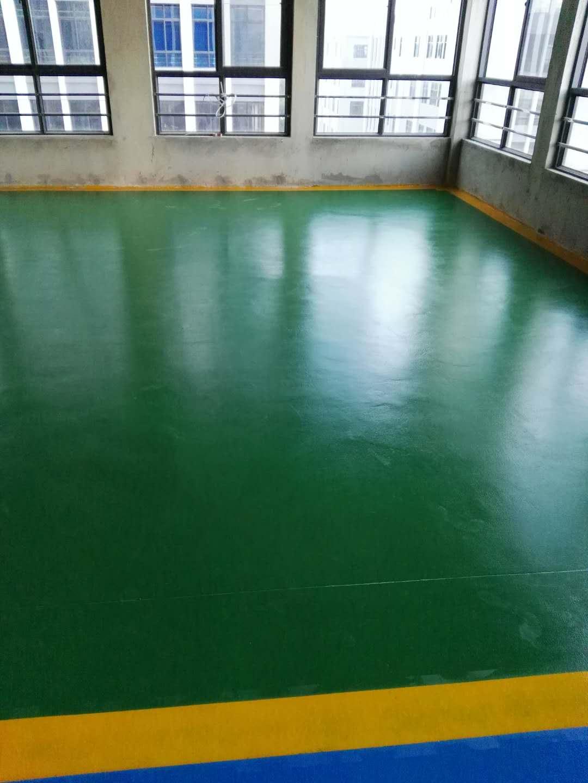 丙烯酸地坪漆工程案例