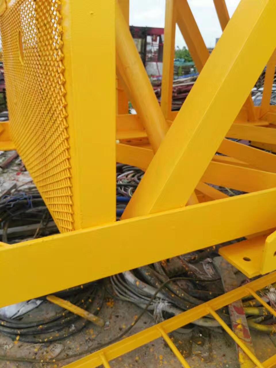 丙烯酸塔吊中黄1