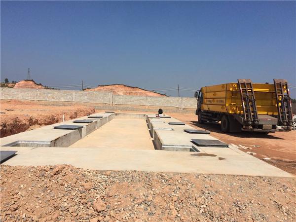 梧州市直接对付再生资源加工区韦斯普新材料科技