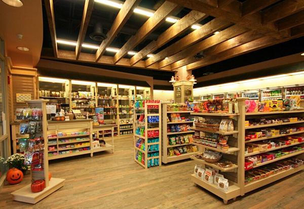 超市、商铺、市场